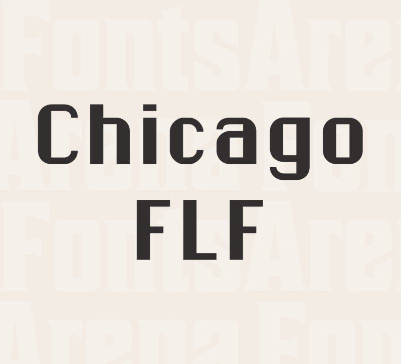 Chicago FLF by Robin Casady