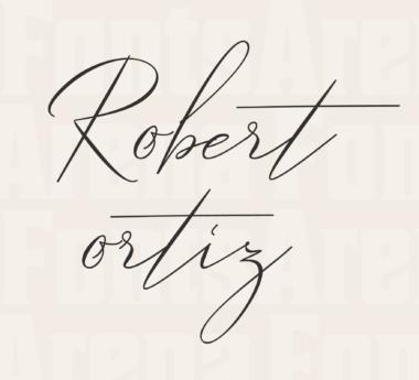 Robertortiz by Cropstudio