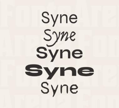 Syne by Lucas Descroix