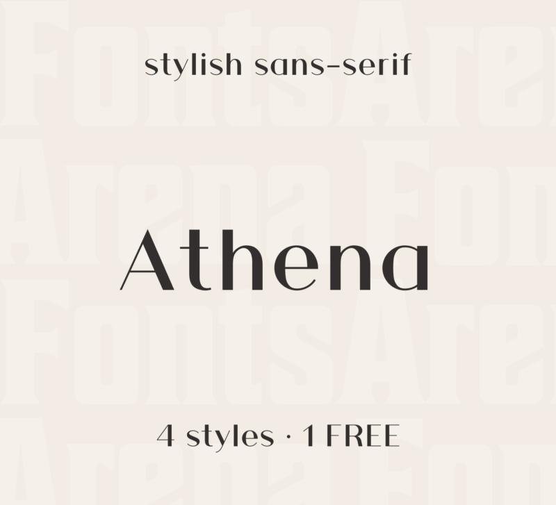 Athena by Ellen Luff
