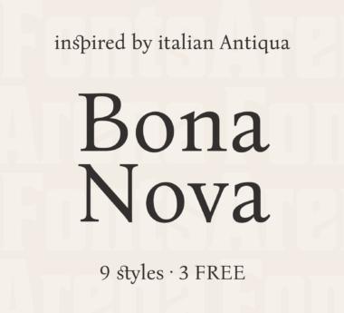 Bona Nova by Mateusz Machalski