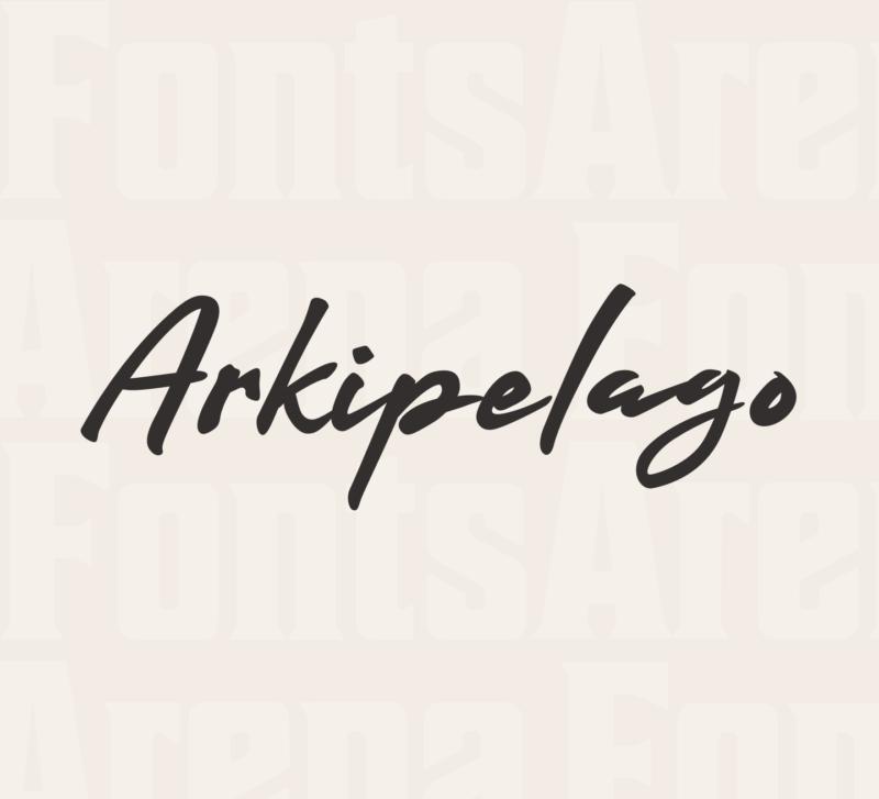 Arkipelago by Nasir Udin