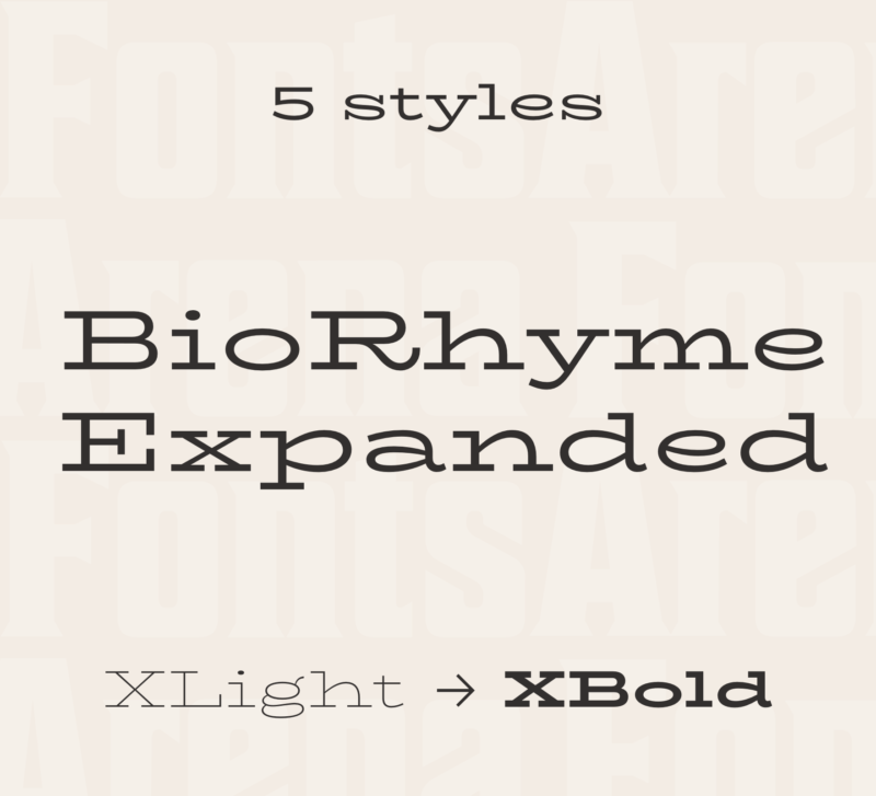 BioRhyme Expanded by Aoife Mooney