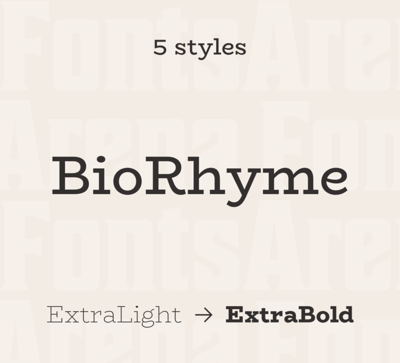 BioRhyme by Aoife Mooney