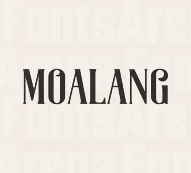 Moalang by Swistblnk