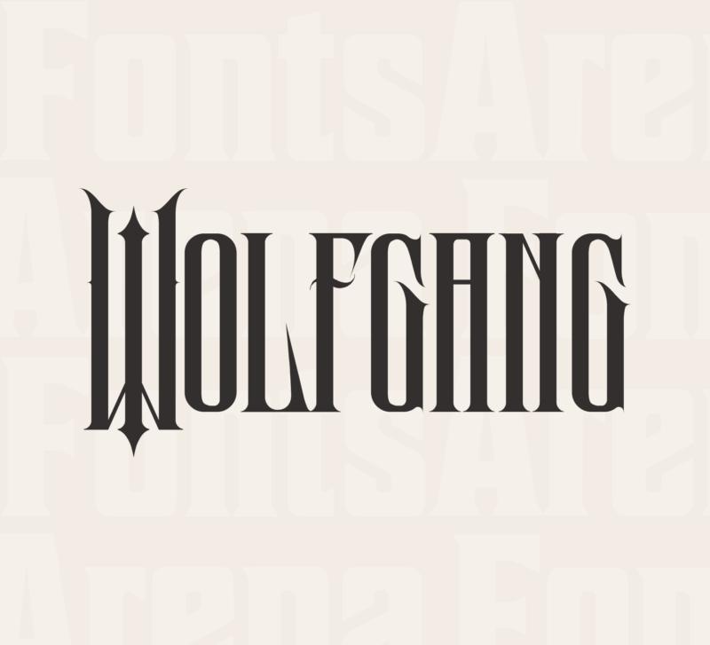 Wolfgang by Deni Dessastra