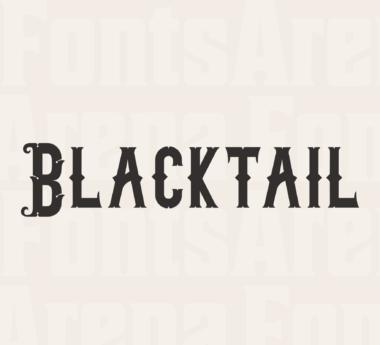 Blacktail by Din Studio