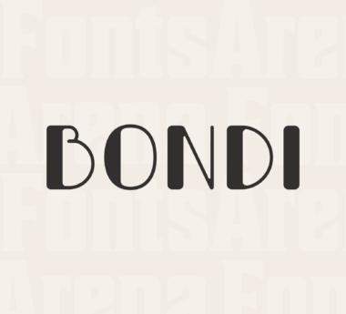 Bondi by Alejo Bergmann