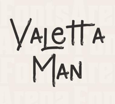 Valetta Man by Ahmad Khaidir