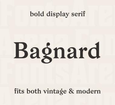 Bagnard by Sebastien Sanfilippo