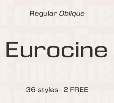 Eurocine by Paulo Goode