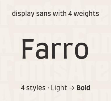 Farro by Grayscale