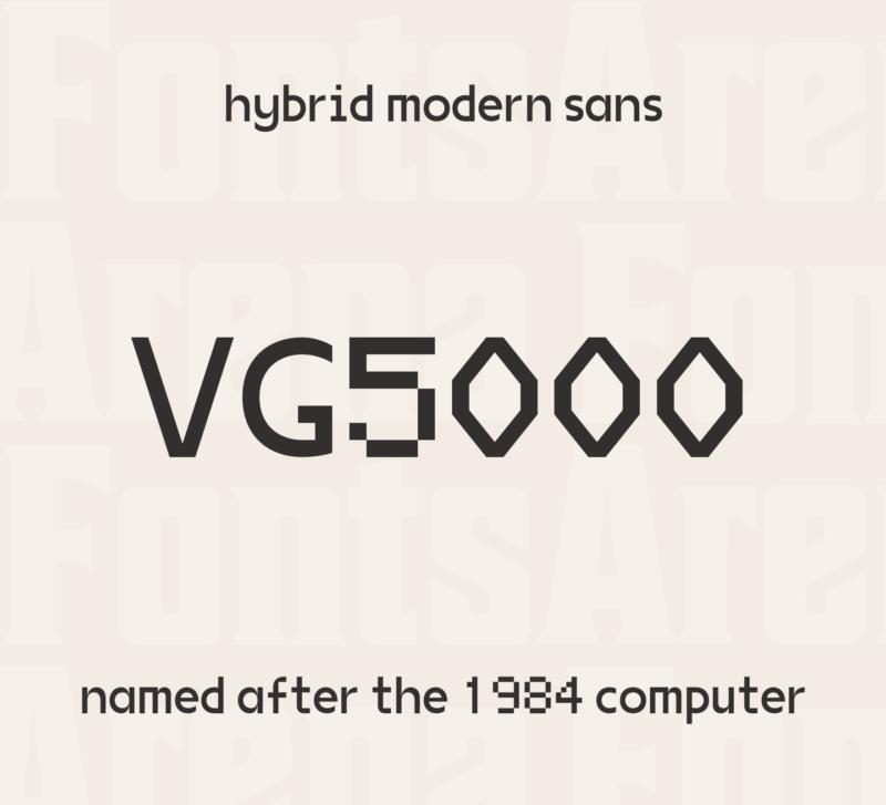 VG5000 by Justin Bihan