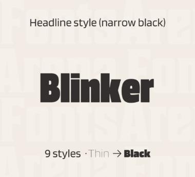 Blinker by Supertype
