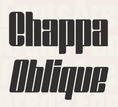 Chappa by Lucas Mercado