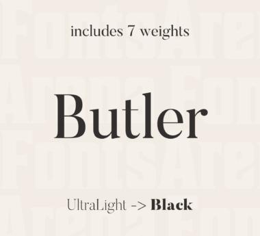 Butler by Fabian De Smet