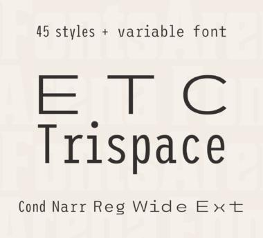 ETC Trispace by ETC