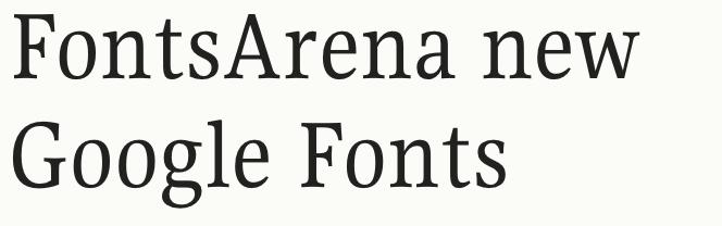 Gupter free font