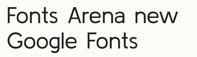 Kulim Park free font
