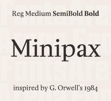 Minipax by Raphaël Ronot