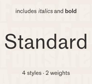 Standard by Bryce Wilner