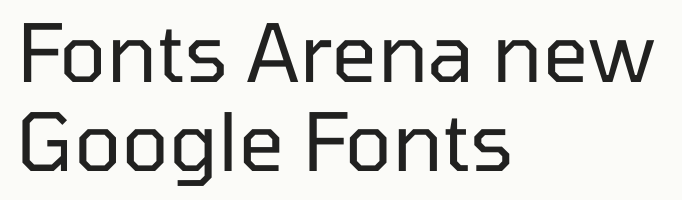Tomorrow free font
