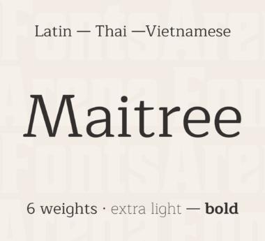 Maitree by Cadson Demak
