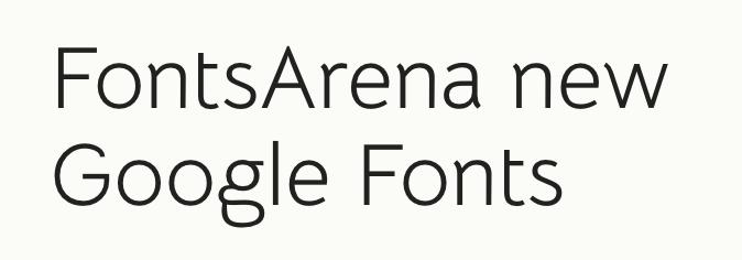 Bellota Text free font