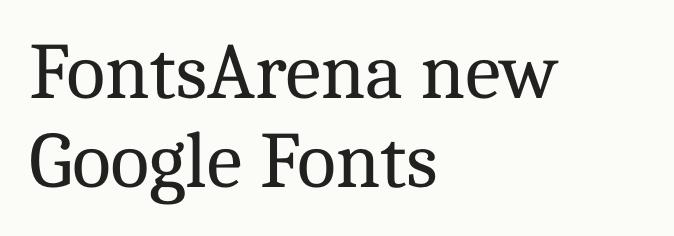 Caladea free font