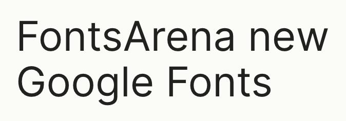 Inter free font