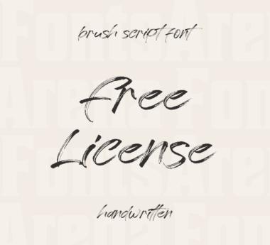 Free License by Syaf Rizal